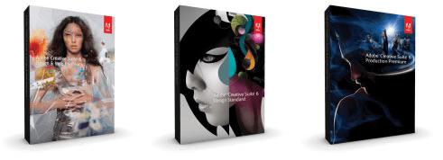 Adobe CS6-boxes
