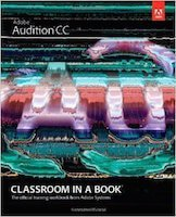 Adobe Audition Classroom in a Book
