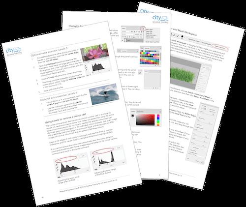 Photoshop Course Manual