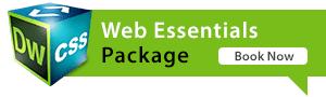 Web Essentials Package